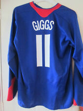 Manchester United 2005-2006 Giggs 11 Away Football Shirt Large long sleeve 15489