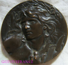 MED5949 - MEDAILLE ORPHEE 1902 par COUDRAY