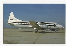 SALAIR Convair 440-0 Aviation Postcard, A672