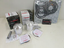 YAMAHA BANSHEE 350 WISECO TOP END REBUILD KIT PISTONS 66MM 1987-2006
