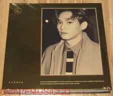 EXO EXODUS KOREAN VERSION 2ND ALBUM CHEN CD + PHOTOCARD + POSTER IN TUBE CASE