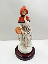 Louis Icart Heriloom Tradition Figurine LeChaperone, Limited Edition #417/7500