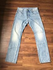 Men's G-Star Raw 'New Radar Slim' Jeans Light Blue W32 L32 BNWT