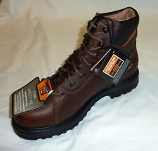 "Timberland Pro Womens Size 7 W/L Wide Rigmaster 6"" Waterproof Work Boot BROWN"
