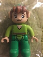 NEW.... LEGO - Duplo Figure Lego Ville, Never Land Pirates - Peter Pan
