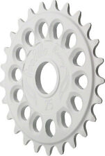 PROFILE IMPERIAL SPROCKET BMX Racing Bicycle Freestyle Bike Chainwheel White 25T