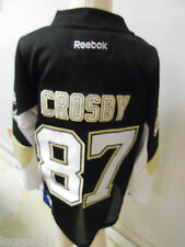 Reebok NHL Pittsburgh Penguins Sidney Crosby Youth Premier Jersey NWT $100 L/XL