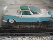 Ford Crown Victoria ( 1955 ) Scala Modellauto 1:43 Neu OVP Fairlane