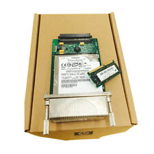 C7779-69272 C7769-69260 HP DesignJet 800 PS Formatter Board Card + HDD+128MB