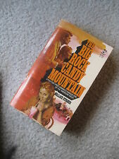 The Big Rock Candy Mountain  Stegner, Wallace 1977 Pocket SIGNED