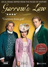 GARROW'S LAW THE COMPLETE COLLECTION SERIES 1 - 3 New Sealed 6 DVD Set 1 2 3