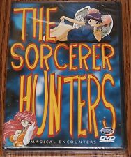 The Sorcerer Hunters 1 - Magical Encounters (DVD, 2001) Anime Action BRAND NEW