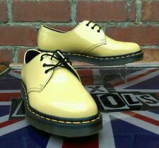 Dr.Martens Sun Yellow 1461 shoes UK 6 Martins Worn once.Immaculate!