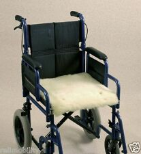 Warm and Comfortable Fleece Wheelchair Seat Cover - Wheelchair Accessory - New