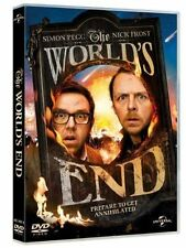 The World's End [DVD], New DVD, Bill Nighy, Pierce Brosnan, Eddie Marsan, David