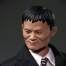 HOT FIGURE TOYS 1/6 headplay Jack Ma Ma Yun headsculpt Alibaba Group