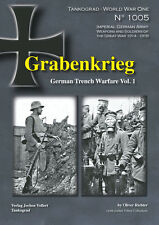 TANKOGRAD 1005 Grabenkrieg - German Trench Warefare Vol. 1