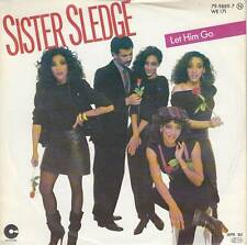 Sister Sledge - Let Him Go/Smile (Vinyl-Single 1983) !!!