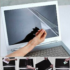 """Clear Screen Protector LCD Guard Film For PC Laptop Computer 13"""" inch 16:9"""