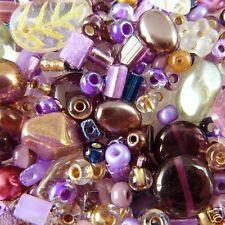 Faraway Fusion Bead Mix: Highland Heather contiene circa 250 Perline