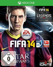FIFA 14 (Microsoft Xbox One, 2013, DVD-Box)
