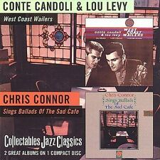 Conte Candoli, Lou Levy, Chris C, West Coast Wailers / Sings Ballads of the Sad