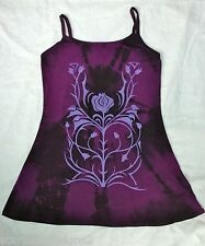 GOTHIC ROSE  T shirt dress  sizes 10 to 26 available