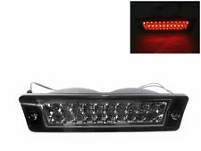 DOT/SAE 1987-1993 Ford Mustang LX HATCHBACK LED Rear SMOKE Third 3rd Brake Light