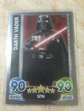 STAR WARS Force Awakens - Force Attax Trading Card #171 Darth Vader