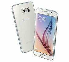 NEW Samsung Galaxy S6 SM-G920A - 32GB - White Pearl AT&T (GSM Unlocked)
