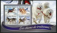 TOGO 2016 SLED DOGS SHEET MINT NH