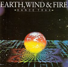 EARTH, WIND & FIRE - DANCE TRAX / CD (CBS RECORDS 1988)