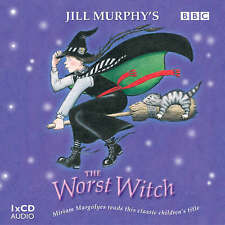 THE WORST WITCH - JILL MURPHY - AUDIO BOOK CD READ BY MIRIAM MARGOLYES