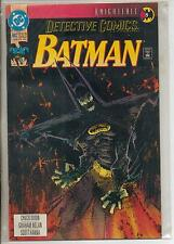 DC Comics Batman In Detective #662 Late June 1993 Knightfall NM