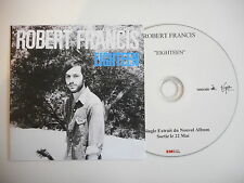 ROBERT FRANCIS : EIGHTEEN [ CD PROMO ] ~ PORT GRATUIT !