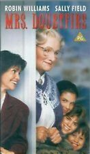 VHS  Mrs Doubtfire -  Robin Williams /Sally Field /Pierce Brosnan