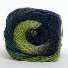 KUNSTGARN Wolle Sockenwolle Strickwolle Lacewolle Stricken Lace Farbverlauf 12