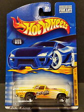 2001 Hot Wheels #55 Turbo Taxi Series 3/4 '57 T-Bird: 50090