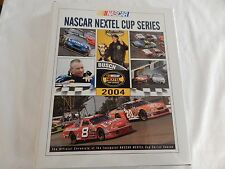 NASCAR Nextel Cup Series 2004 Annual! NEW! NEVER OPENED! ONLY NEW COPY ON eBAY!!