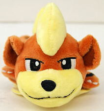 Pokemon Center Original Plush Doll Kuttari Growlithe Awake Ver DL-A-193861