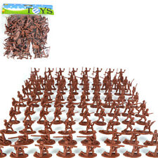 100 Pcs/set Military Army Combat Game Toys Soldier Model Kids Gift Rr