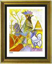 "Pablo Picasso Signed/Hand-Numbered Ltd Ed ""Cock of Liberation""  Litho (unframed)"