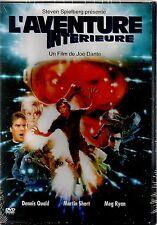 """DVD """"L'AVENTURE INTERIEURE"""" Dennis Quaid    NEUF SOUS BLISTER"""