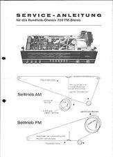 Kuba Service Manual für Chassis 769 FM-stereo