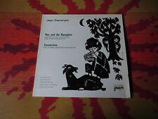 """♫♫♫ Jean Daetwyler - """"Pan und die Nymphen""""/Concertino ♫♫♫"""