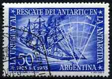 Argentina 1953 SG#855 Rescue Of The Antarctic Ship Cto Used #D33013