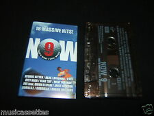 NOW THAT'S WHAT I CALL MUSIC 9 NEW ZEALAND CASSETTE TAPE