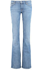 7 FOR ALL MANKIND Ladies Blue Boot Cut Jeans BNWL