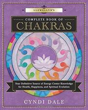 Llewellyn's Complete Book of Chakras!
