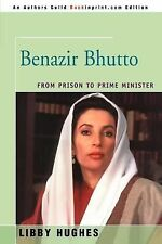 Benazir Bhutto: From Prison to Prime Minister (People in Focus Book)